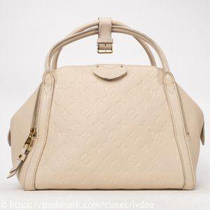 Louis Vuitton Bags - LOUIS VUITTON Monogram Marais Empreinte MM